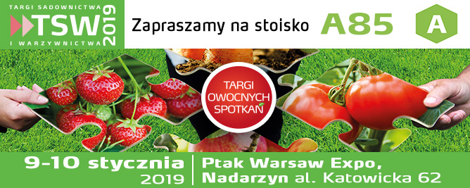 Fruit and Vegetables Industry Fair TSW 2019