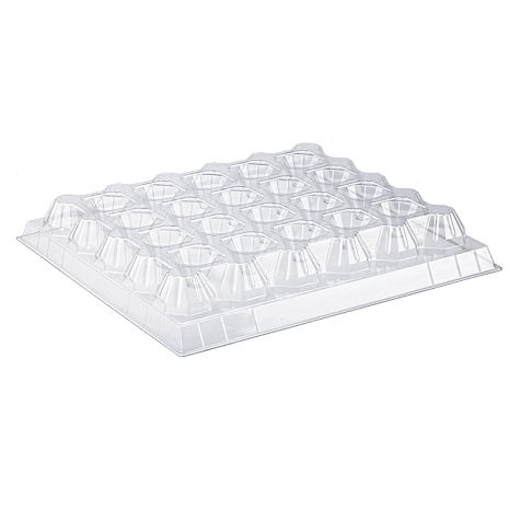 Plastic chicken egg trays 30 keys trays (lid)