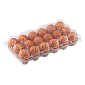 Plastic chicken egg trays 18  keys trays